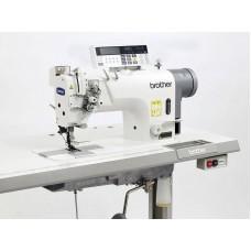 Brother T-8420C-005 1/4 Промышленная двухигольная швейная машина