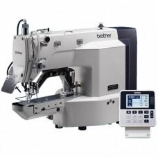 Brother KE-430HS-03 Электронная закрепочная машина последнего поколения для легких и средних материалов.
