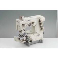 Kansai Special NR-9803GA-LK/UTA 1/4 head Промышленная швейная машина головка с автоматическими функциями обрезки нити, подъема лапки
