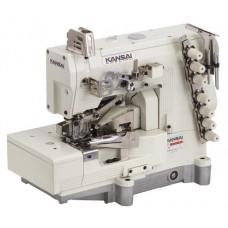 Kansai Special WX-8803-1S 7/32-4 Промышленная плоскошовная швейная машина с плоской платформой