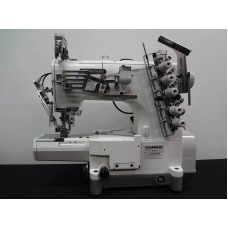 Kansai Special NR-9803GA-UTA 7/32 head Промышленная швейная машина головка с автоматическими функциями обрезки нити, подъема лапки