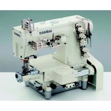 Kansai Special NM-1103A 7/32 Промышленная плоскошовная швейная машина с цилиндрической платформой