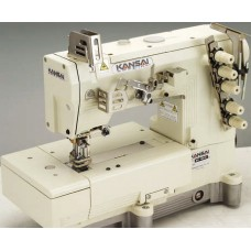 Kansai Special NW-8804GD 6 mm Промышленная плоскошовная швейная машина с плоской платформой