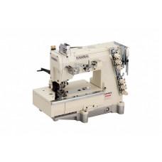 Kansai Special LX-5803PHD 1/4 Промышленная швейная машина двухниточного цепного стежка
