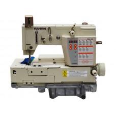Kansai Special MAC-100 Промышленная швейная машина для декоративной отстрочки изделий
