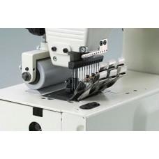 Kansai Special DFB-1412PL 1/4 Промышленная многоигольная швейная машина машина для настрачивания лампасов