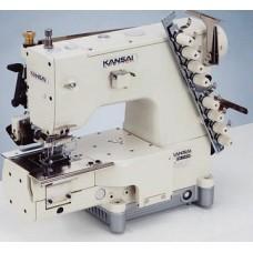 Kansai Special FBX-1104P 1-1/2 1/4-1-1/4 Промышленная многоигольная швейная машина