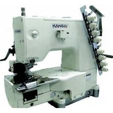 Kansai Special FBX-1102P-YS 3/8'' Промышленная многоигольная швейная машина