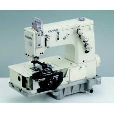 "Kansai Special B-2000PC 1/4"" Промышленная шлёвочная швейная машина"