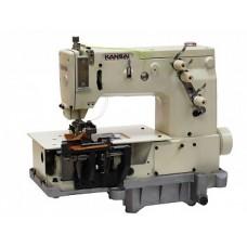 Kansai Special B-2000C 1/4 Промышленная шлёвочная швейная машина