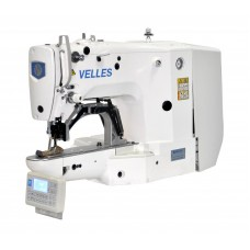 Velles VBT 1850D - закрепочный полуавтомат со встроенным в головку двигателем и подъемником лапки