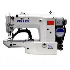 Velles VBT 1900-JS Промышленная электронная закрепочная машина со встроенным в головку сервоприводом