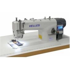 VLS 1010DD Промышленная швейная машина челночного стежка со встроенным в головку двигателем