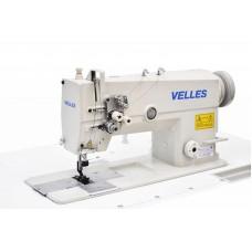 Velles VLD 2872 Промышленная двухигольная швейная машина челночного стежка