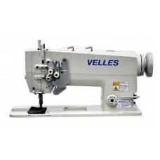 Velles VLD 2875 Промышленная швейная двухигольная машина челночного стежка