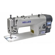 Velles VLS 1051DD Промышленная одноигольная швейная машина челночного стежка со встроенным в головку двигателем