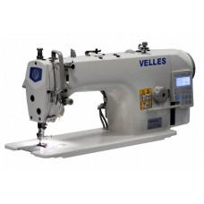 Velles VLS 1115DDH Промышленная одноигольная швейная машина челночного стежка со встроенным в головку двигателем