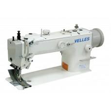 Velles VLS 1156D Промышленная одноигольная швейная машина челночного стежка со встроенным в головку двигателем