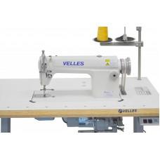 VELLES VLS 1060U Промышленная одноигольная швейная машина цепного стежка псевдоимитация ручного стежка