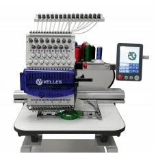 Velles VE 27C-TS Промышленная одноголовочная компактная вышивальная машина